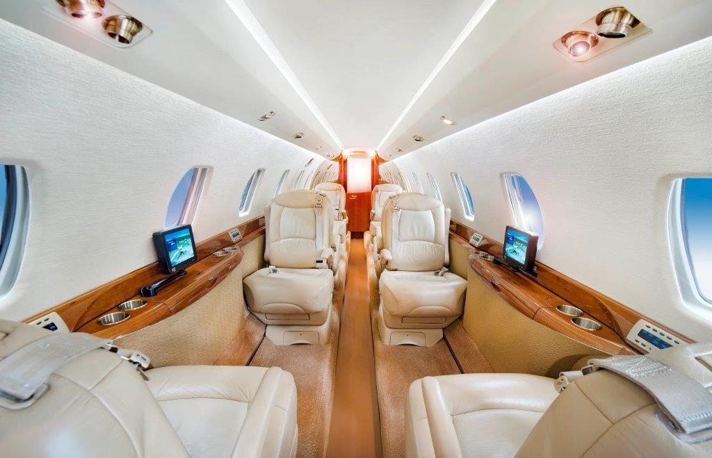 Citation X – JetCity private jet charter for business or leisure
