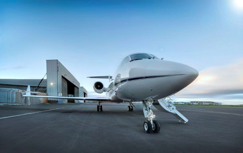 JetCity Executive Jet Charter. Custom mechanical aircraft engineering, aircraft management and aircraft maintenance