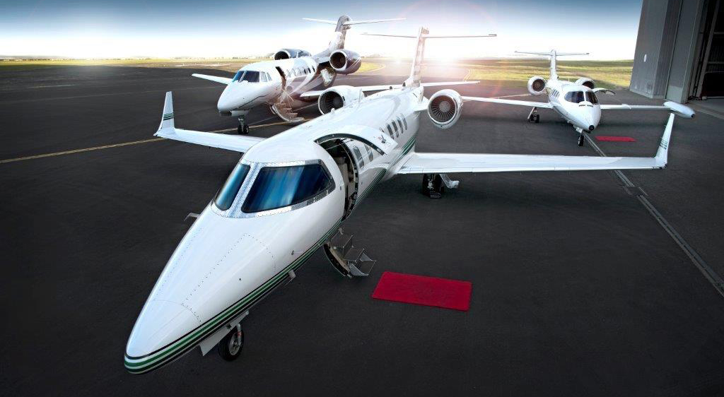 JetCity luxury private jet charter, for business or leisure