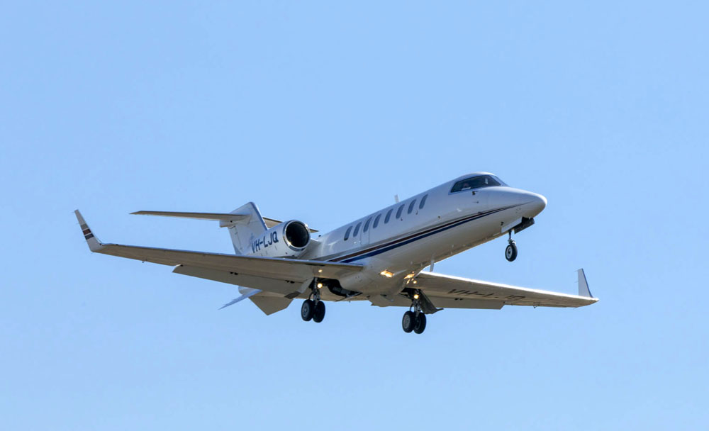 JetCity LearJet 45