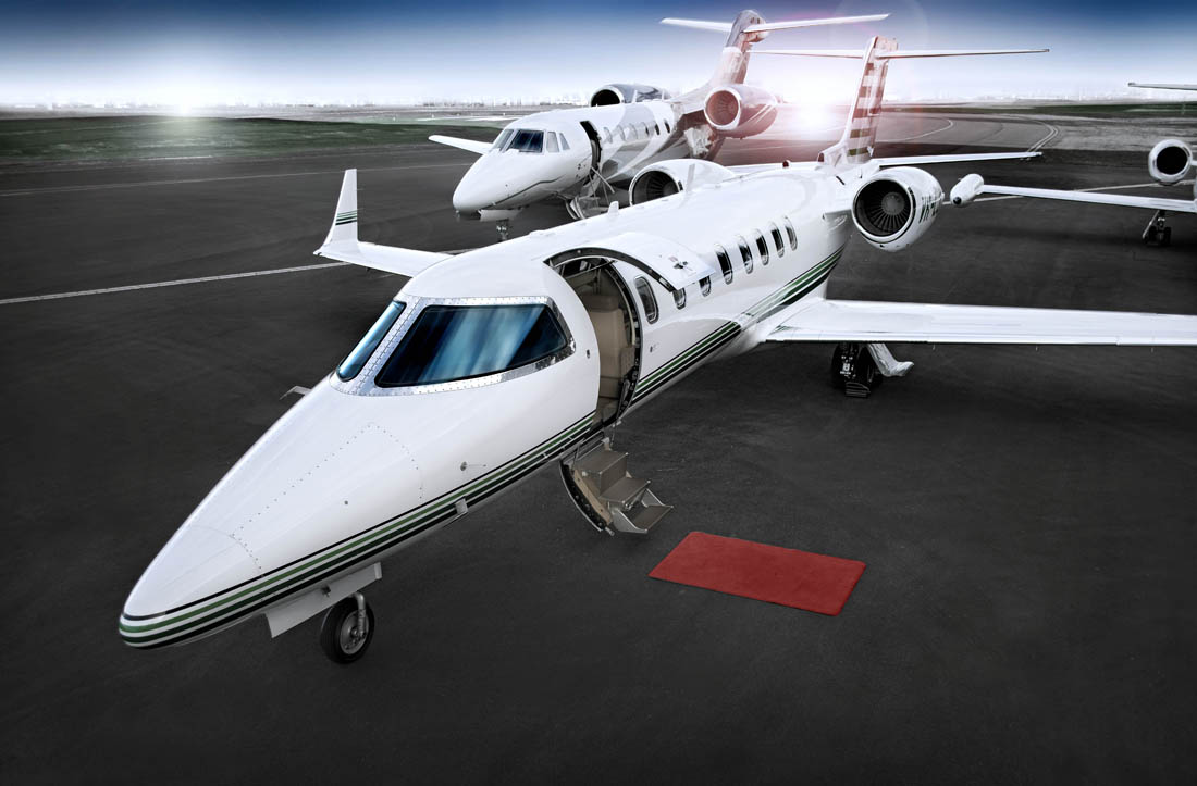 JetCity private Jet Charter for business or leisure