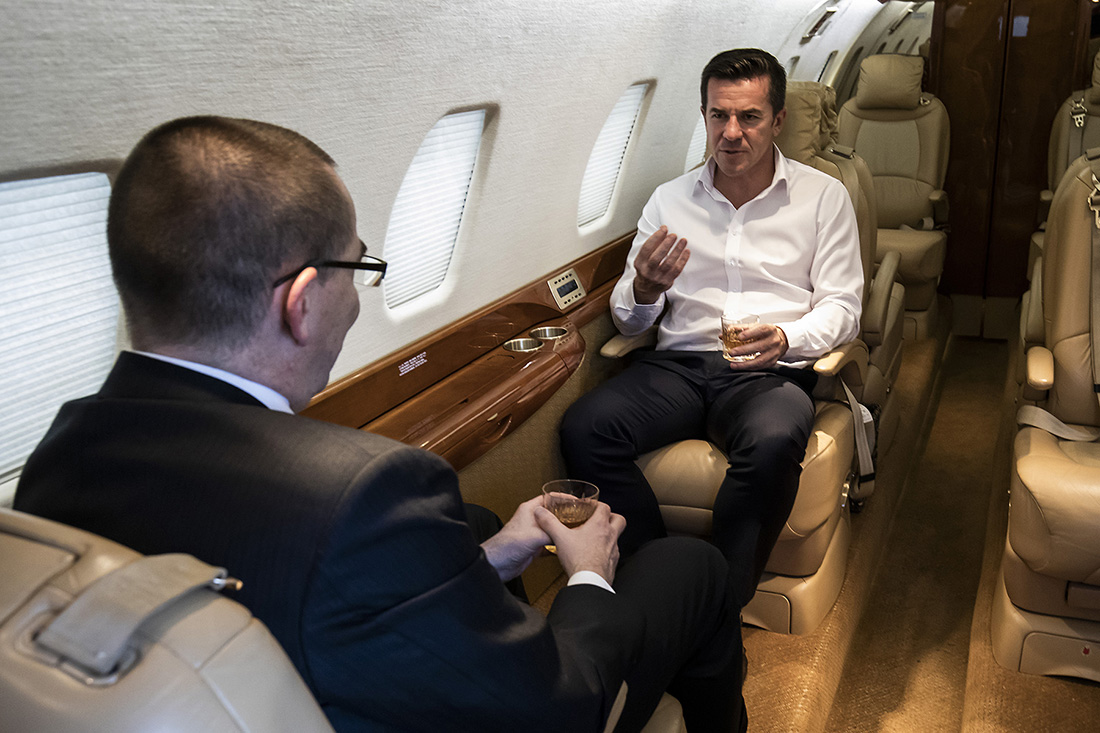 JetCity private charter