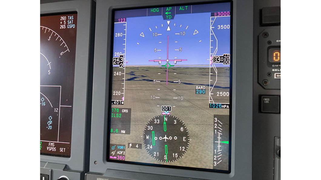JetCity Engineering, Learjet 45 Synthetic Vision System Commences Testing